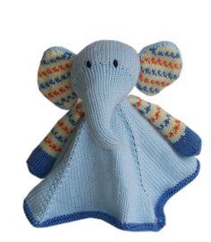 Baby Pears Blanket Buddy PDF knitting pattern by TheByrdsNest, $2.99
