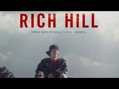RICH HILL Documentary with Tracy Droz Tragos - YouTube
