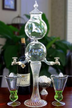 Skull Absinthe Fountain | 1000+ images about Absinthe Fountains on Pinterest ...