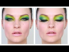 Urban Decay Electric Palette 'Brasil' Makeup Tutorial - YouTube