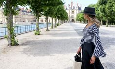 Classic Gingham in Fontainebleau