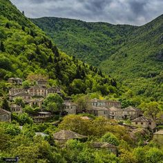 In the woods ... Dikóryfo, Ioannina, Greece #ioannina #greece