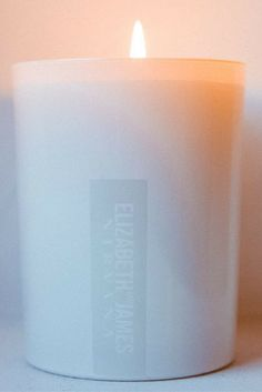 Elizabeth and James candle in Nirvana White Beautiful Houses Interior, Beautiful Homes, Best Candles, Spa Day, Nirvana, Happy Life, Good Things, Interiors, Eyes