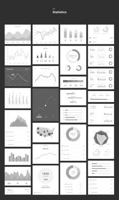 UX Framework - statistics