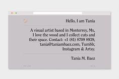 Tania M. Baez. on Branding Served