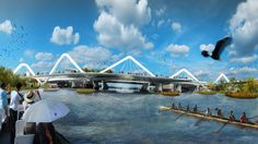 Galeria - 11 propostas para o primeiro parque elevado de Washington - 0