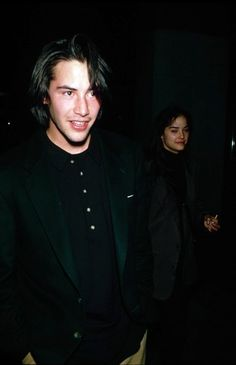 Keanu ♡♥ Reeves and sister Kim Reeves