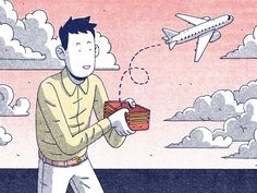 A Travel Hacker Explains How to Fly Around the World for Free | VICE | United States
