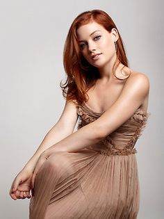 redhead - Jane Levy Frm Michele Caine's bd: I Love Being A Redhead!