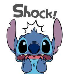 Stitch Stickers 17