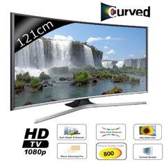 SAMSUNG UE48J6370 Smart TV Curved Full HD 121cm - téléviseur led, avis et prix pas cher - Cdiscount