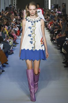 Sognando la Bellezza - Vivettaat Milan Fashion Week Spring 2018