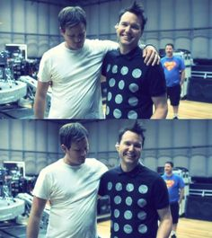Tom Delonge & Mark Hoppus