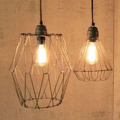 Geometric Minimalist Lamp