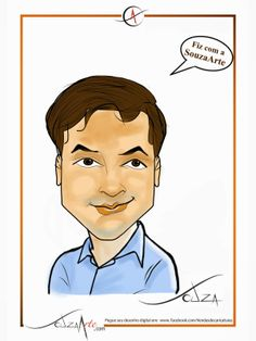 caricaturista rj: Evento 23/Janeiro/2014 - Daniel