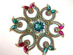 Diwali Decor Diwali table Decor Diwali Table by JustForElegance