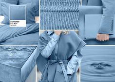 Top 10 Pantone Colors for Fall 2016: Airy Blue  #colors #trends #fall2016