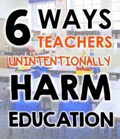 6 Ways Teachers Unin