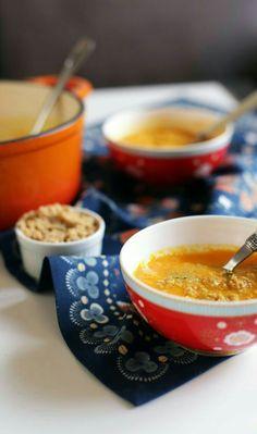 Sopa de cenoura com gengibre, além de deliciosa ainda te ajuda a sair daquela gripe!