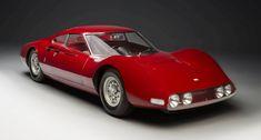 Sogar Enzo Ferrari verehrte diesen Pininfarina Dino Prototypen