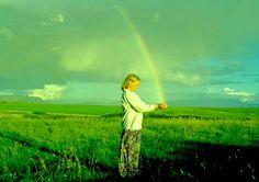 Saint Patricks Rainbow