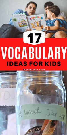 17 fun and simple vocabulary ideas to help kids learn new words