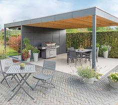 Ahlers Gartenhausmanufaktur, Sonderanfertigungen, Gartenhäuser Individuell