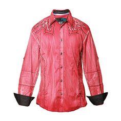 Mens Clothing - Roar Clothing via Polyvore