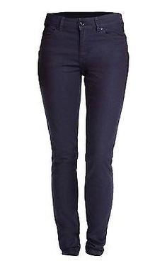 Esprit-Damen-Jeans-Roehrenjeans-dunkelblau-EDC-Neu-Gr-31-34
