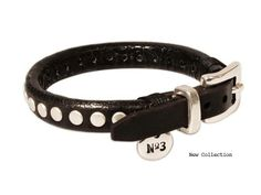 Caracol - Inspired Jewelry and Handbags - Punto Suspensivos Leather Bracelet by No. 3 | Caracol Jewelry, $109.00 (http://www.caracolsilver.com/punto-suspensivos-leather-bracelet-by-no-3-caracol-jewelry/)