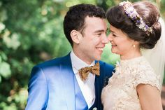Vintage bridal style and a personalised ceremony, take ideas from Muireann & Chris' joyful and intimate Castlemartyr Resort wedding by IG Studio Photography
