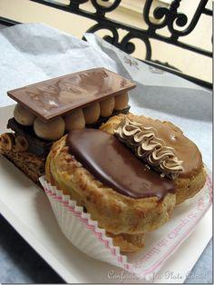 yummmmmm! Paris pastries