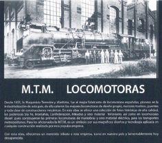 Álbum de locomotoras. La Maquinista Terrestre y Marítima