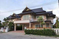 Kodikas huvilakylä Chalongissa #thaimaa #unelmatalo