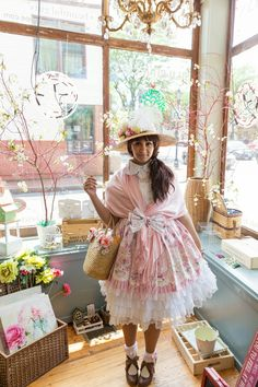 I love her classic / sweet / country look. Adorable