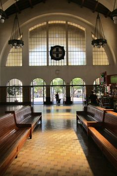 San Diego-Santa Fe Train Station