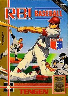 Retro Video Game Review- R.B.I. Baseball (Nintendo NES)