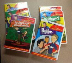 Trevor Romain DVD Series