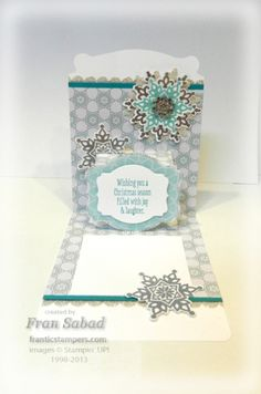 Festive Flurry PNC by fsabad - Cards and Paper Crafts at Splitcoaststampers