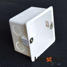 embedded concealed installation switch bottom box. 86 style  EUR 3.78  Meer informatie  http://ift.tt/2sou7bq #aliexpress