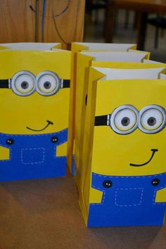 Despicable Me Birthday Party Ideas   Photo 5 of 64