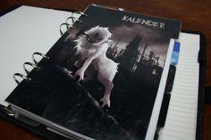 Filofax Organisation fürs Studium | Kalender