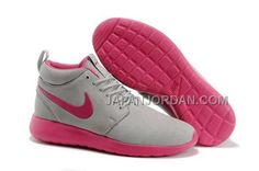 https://www.japanjordan.com/nike-roshe-run-mid-womens-loup-gray-pink-shoes.html 送料無料 NIKE ROSHE RUN MID WOMENS LOUP グレー ピンク SHOES Only ¥7,030 , Free Shipping!