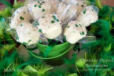 easy St. Patrick's Day treats for kids