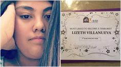 "Lizeth Villanueva didn't think it was very funny when her Grade 7 teacher gave her a ""Most Likely To Become A Terrorist"" award as a ""joke""."