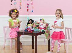 Matching Girl and Doll Sportswear - Tackk