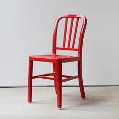 Decor, Furniture, Chair, Home, Navy Chair, Home Decor