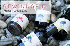 GEWINNSPIEL - Aronia  ORIGINAL 7-Leben Säfte