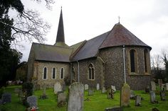 Eynsford Church, Kent, via Flickr.