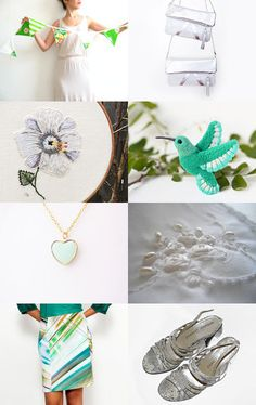 Summer Stroll  by Robin on Etsy--Pinned with TreasuryPin.com